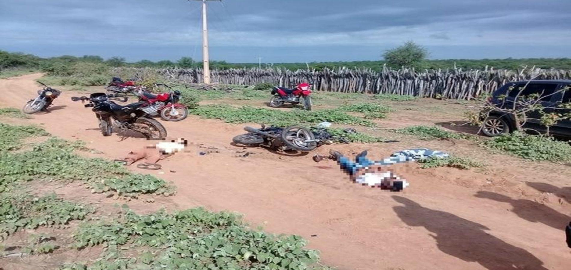 Grave acidente deixa 2 mortos e um ferido no Piauí