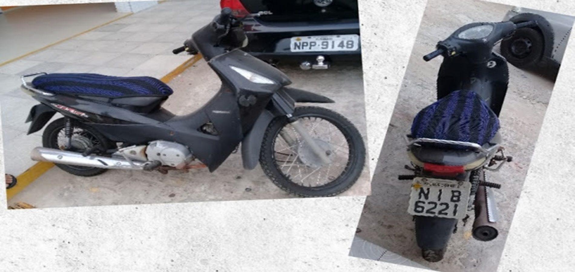 Funcionário de hospital do Piauí tem motocicleta furtada no estacionamento