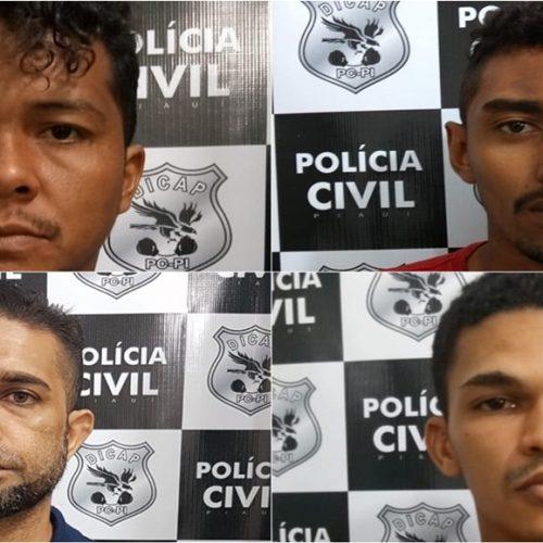 Operação Natalis: Polícia cumpre mandados contra acusados de homicídio