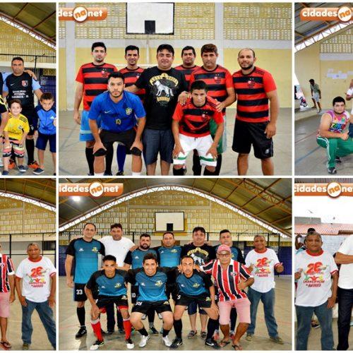 1º Campeonato de Futsal Sub-30 tem início em Alegrete do Piauí com seis times e 1.300 reais em prêmios