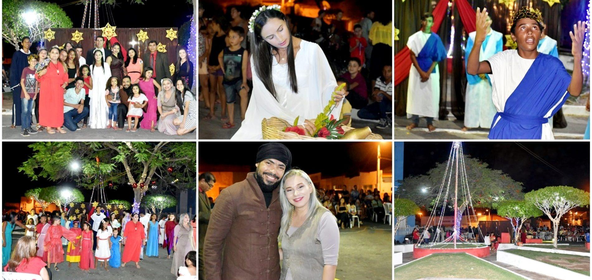 ALEGRETE   Igreja Batista Renovada do Amor de Deus promove 'Musical de Natal' em Praça Pública; fotos