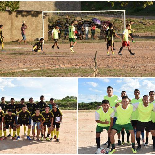 VILA NOVA  23 ANOS | Jogo define 3º colocado do 19º Campeonato de Futebol