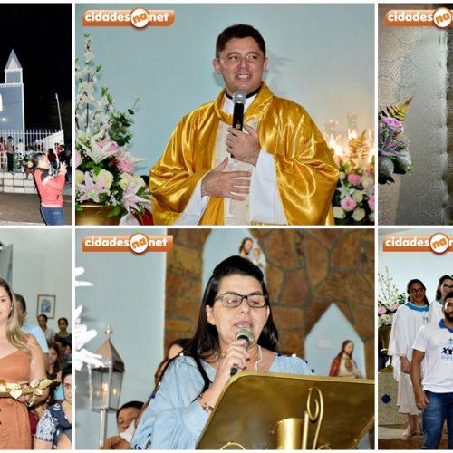 Padre Wagner celebra 7ª noite de novena em honra a Nossa Senhora da Conceição em São Julião