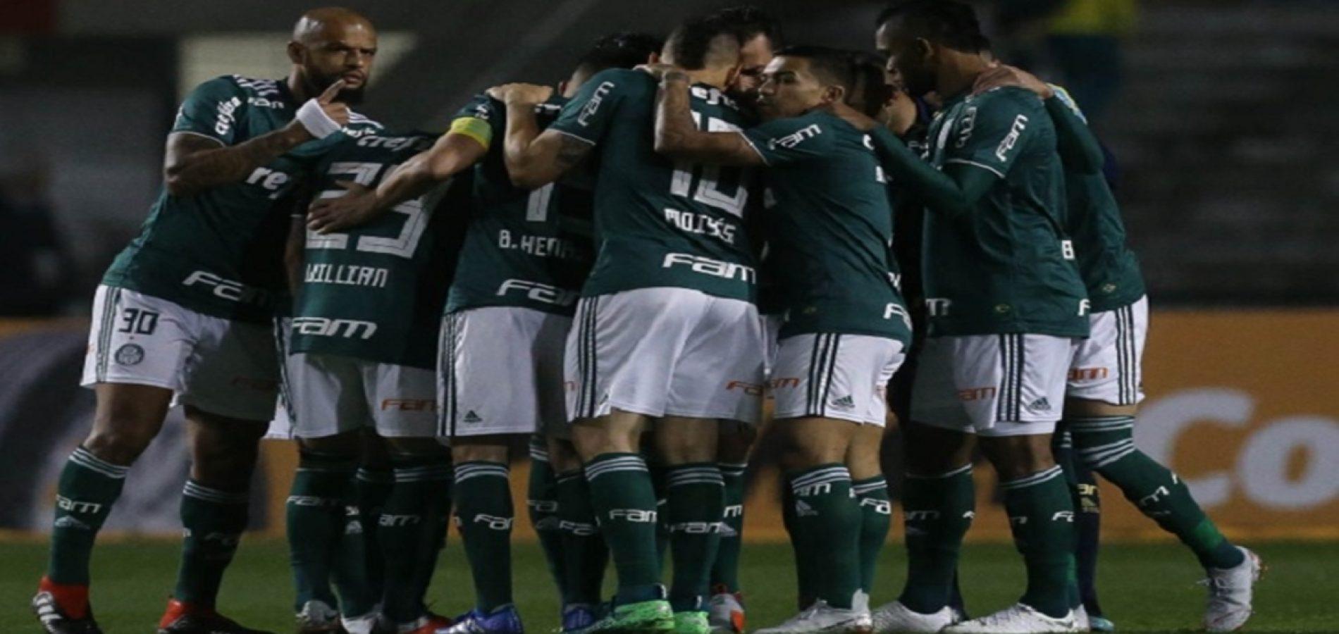 Palmeiras se isola na liderança do ranking da CBF após título brasileiro