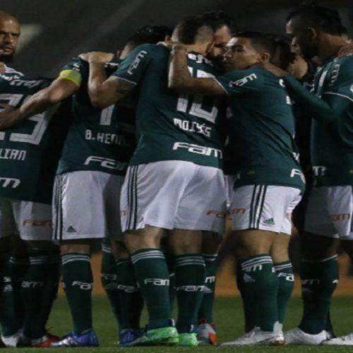 Palmeiras consegue efeito suspensivo e Felipe Melo enfrenta o Flamengo