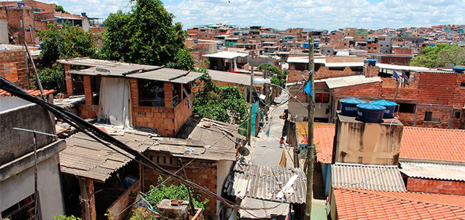 Piauí tem 45% da população em situação de pobreza, revela IBGE