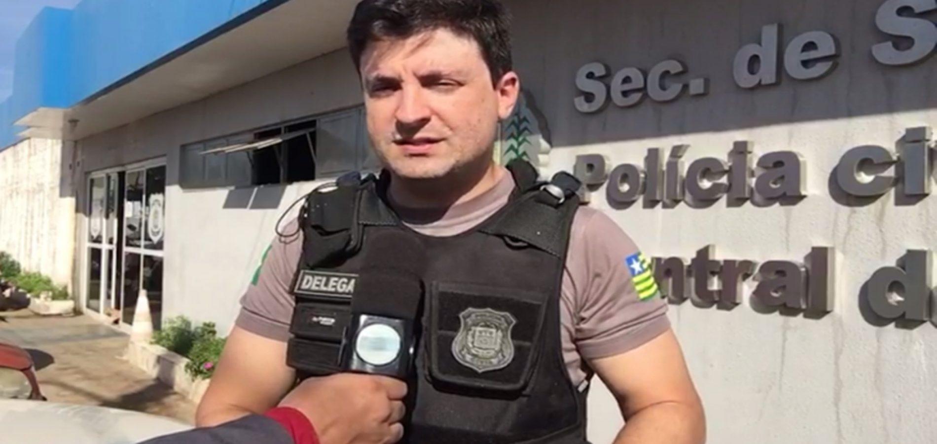 Operação prende nove suspeitos de tráfico em Picos