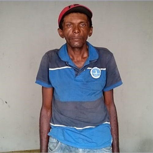 Polícia Militar prende suspeito de estuprar criança de 10 anos em Betânia do Piauí