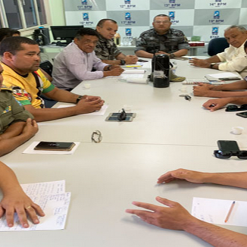 Reunião discute segurança com torcidas organizadas no futebol piauiense