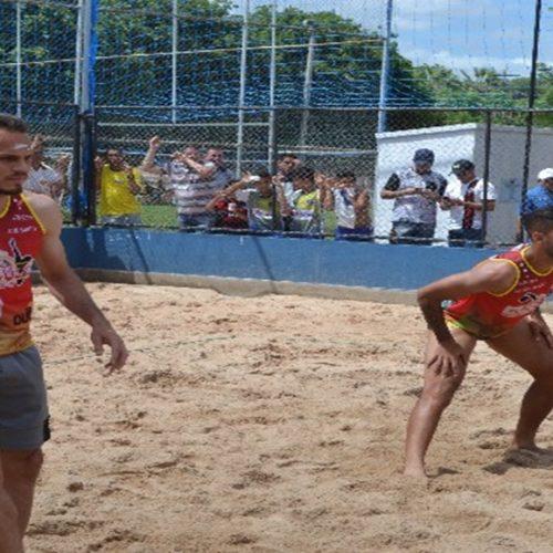 Primeiro campeonato de futevôlei de Picos é realizado com sucesso