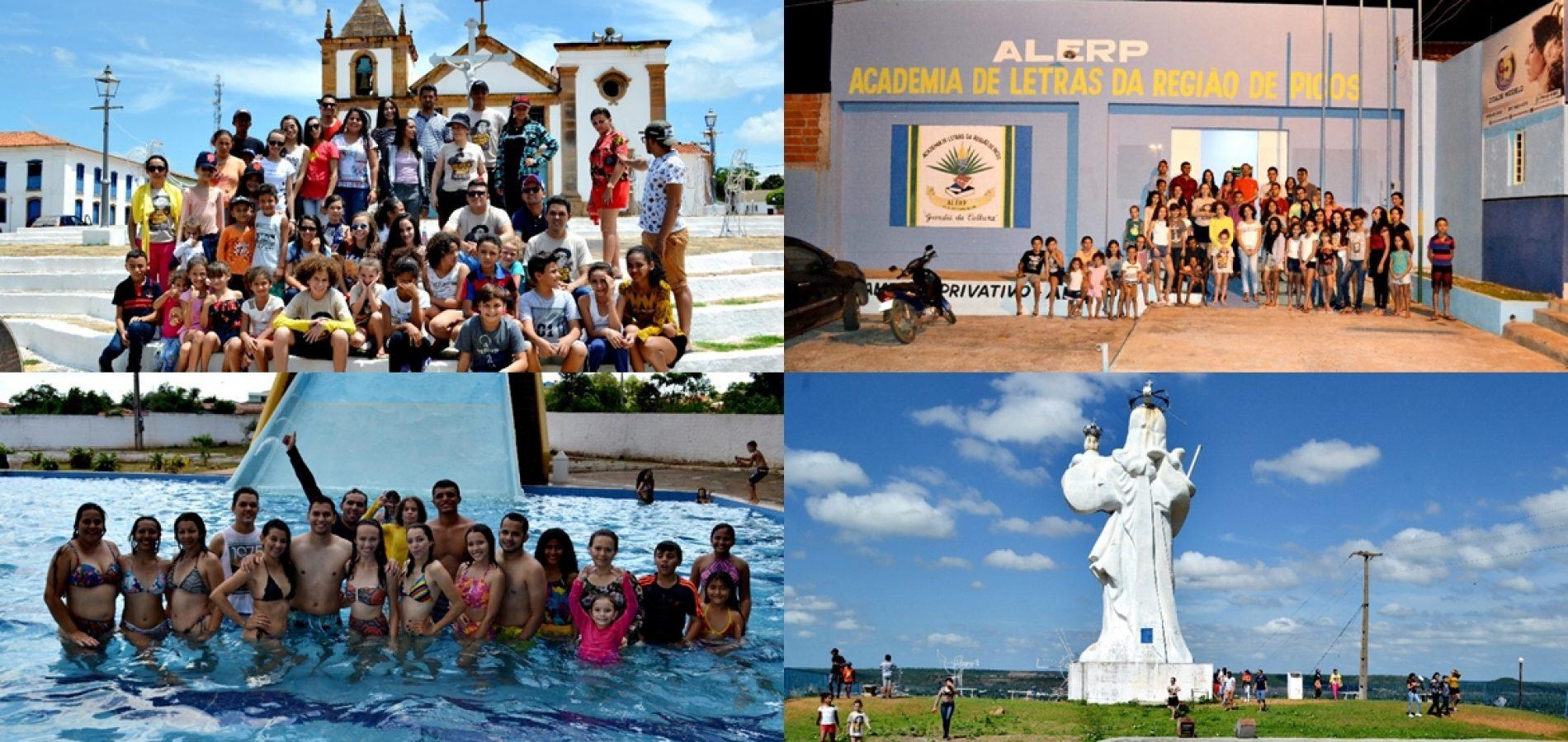Cultura de Vila Nova promove passeio turístico histórico para fortalecer a piauiensidade; veja fotos