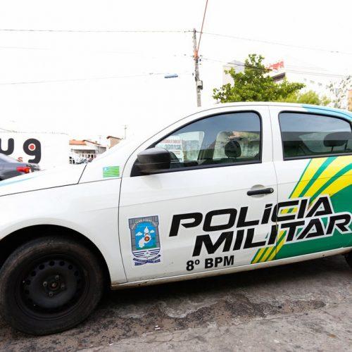 Quadrilha acusada de arrombar casas é presa no Piauí