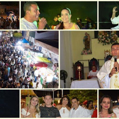 Em Fronteiras, prefeita Maria José promove pelo 2º ano consecutivo festa de réveillon; fotos