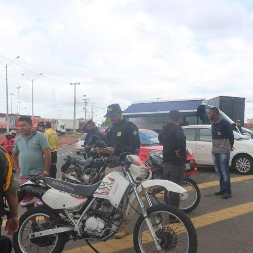 Autuações pelo o não uso de capacete cresceram mais de 700% nas rodovias do Piauí, afirma PRF