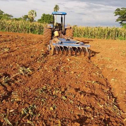 PICOS   Secretaria de Agricultura faz aração de terras em mais de 20 localidades