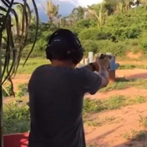Procura por armas e aulas em stands de tiro dobraram no Piauí após decreto presidencial