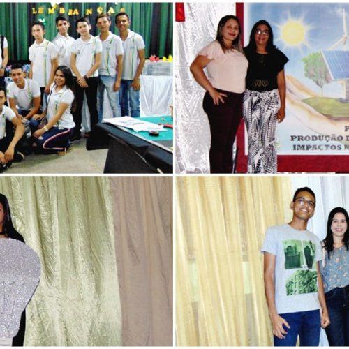 Em Picos, alunos da Escola Mário Martins apresentam projeto de energia sustentável