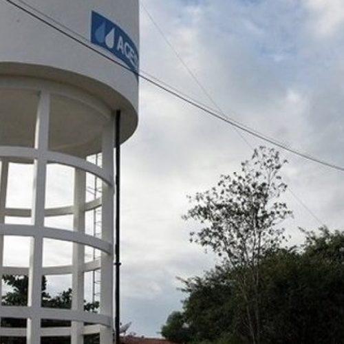Agespisa de Picos pode arcar com até 50% da conta de água faturada após vazamento