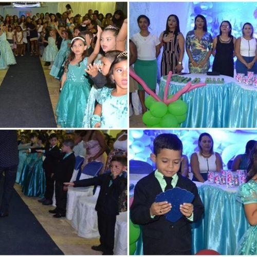 Educação de Marcolândia promove Formatura do ABC