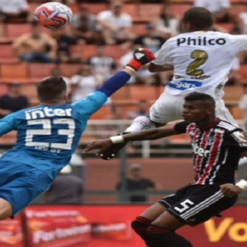 Santos vence clássico contra o São Paulo e se mantém como único time 100% no Paulista