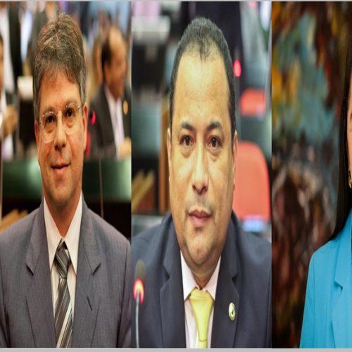 Deputados dirão nessa segunda em quem votarão na Assembleia Legislativa