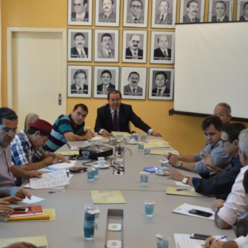 Diretoria da APPM se reúne para deliberar ações da instituição