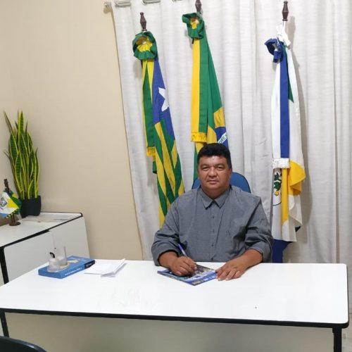 Edson Oscar assume Secretaria de Administração em Campo Grande do Piauí