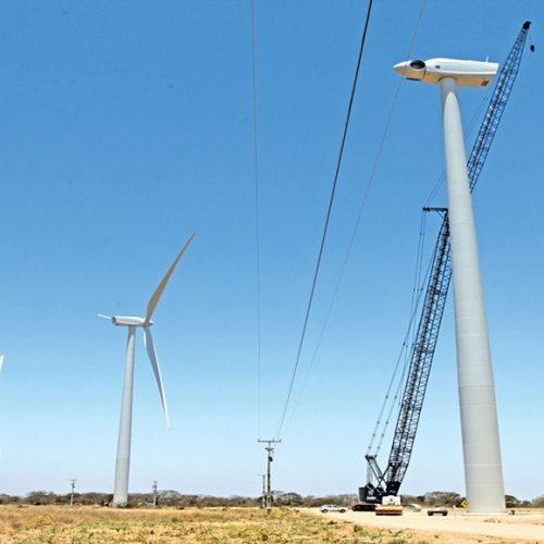Grupo europeu quer investir R$ 1 bi em 200 MW de energia eólica do Piauí