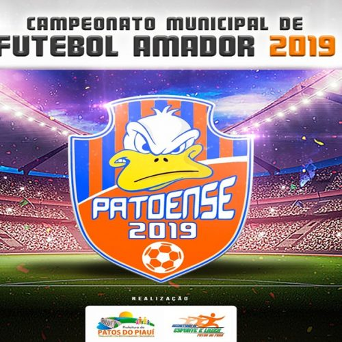 Prefeitura de Patos do Piauí abre inscrições para o Campeonato Municipal de Futebol na terça (15)