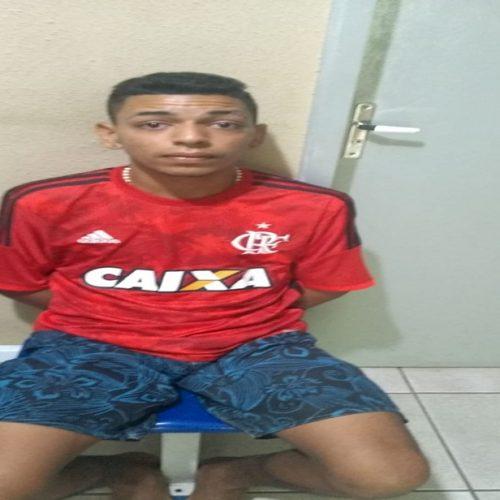 Acusado de furto é preso no bairro Morada do Sol em Picos