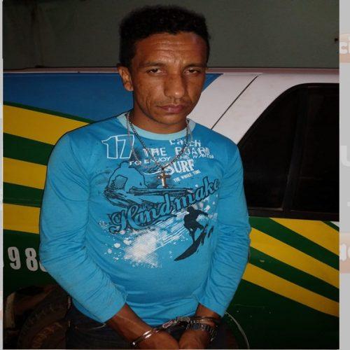 Acusado de matar enteado com golpes de facão é preso na região de Picos