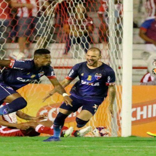 Com gol relâmpago, Fortaleza se impõe e vence Náutico na abertura da Copa do Nordeste 2019