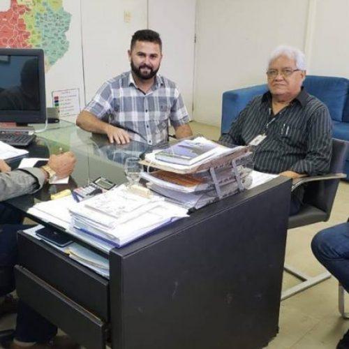 Prefeito de Jacobina anuncia melhorias no abastecimento de água do bairro Alto São Pedro