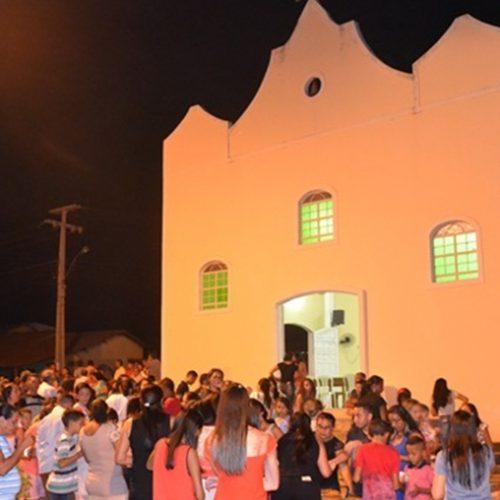Comunidade católica de Vera Mendes celebra festejo de São Sebastião de 11 a 20 de janeiro