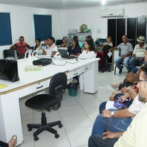 Educação de Jaicós promove capacitação para desenvolvimento do projeto Borboleta