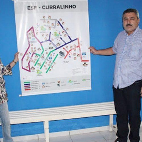 Prefeitura de Simões realiza reforma em Unidades Básicas de Saúde