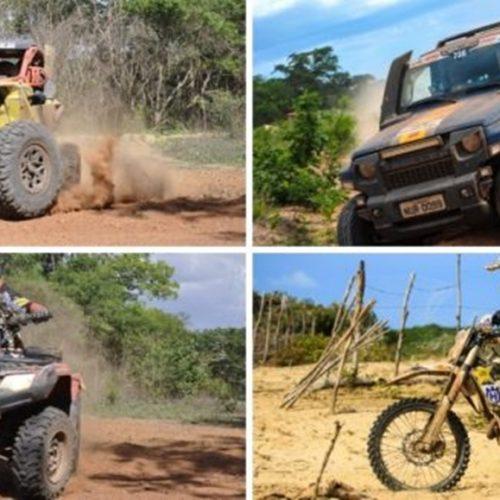 Rally Piocerá 2019 começa hoje e vai passar por Vila Nova, São Julião, Fronteiras e mais 12 cidades do Piauí