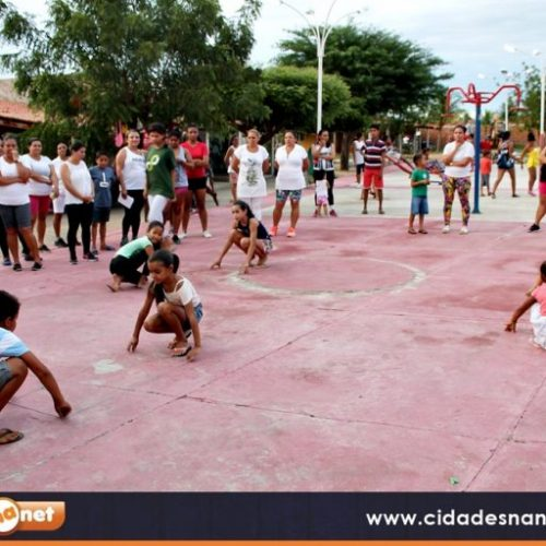 Alegrete do Piauí será contemplado com mais uma academia da saúde