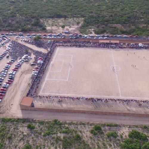 FOTOS | Final do Campeonato de Futebol Amador de Campo Grande do Piauí