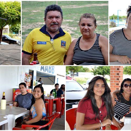FOTOS | Veja quem curtiu o domingão na AABB de Jaicós