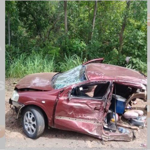 Família que seguia de Queimada Nova para São Paulo sofre acidente na Bahia e bebê de 6 meses morre