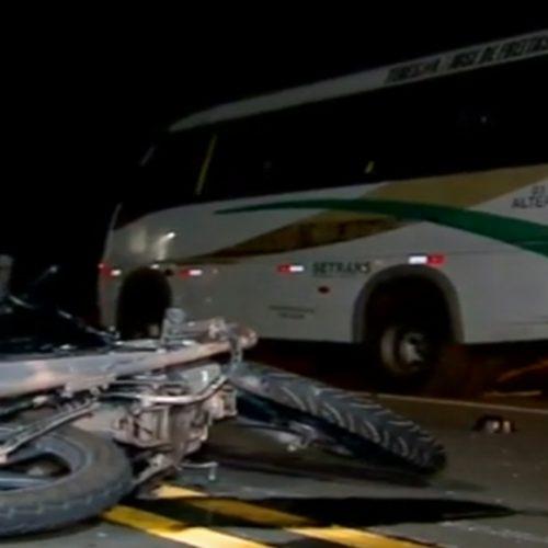 Motociclista é arremessado por 18 metros em acidente no Piauí