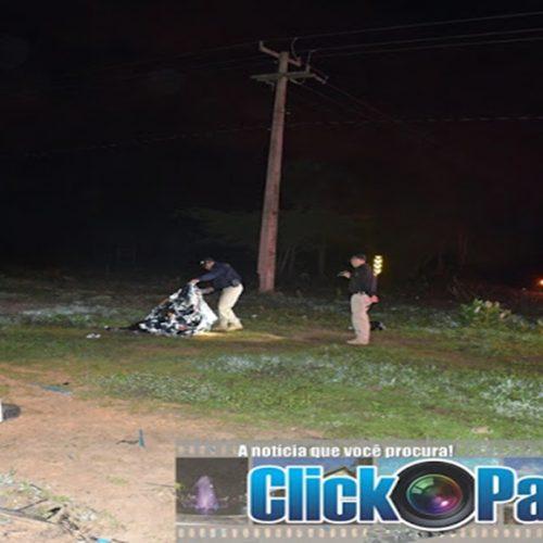 Homem morre e outro fica gravemente ferido em acidente na rotatória do IFPI