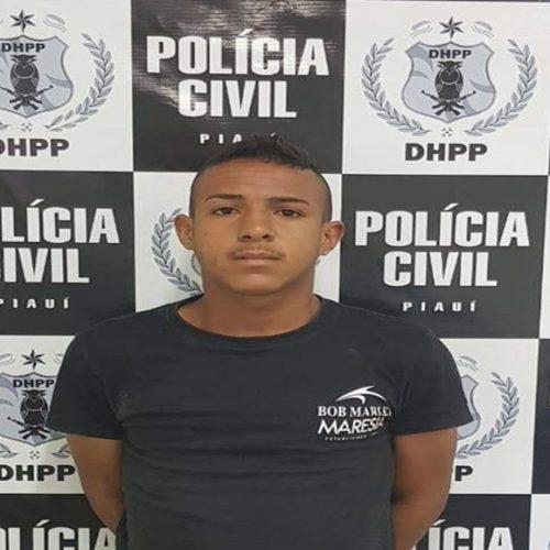 Preso acusado de matar homem em bar no Piauí