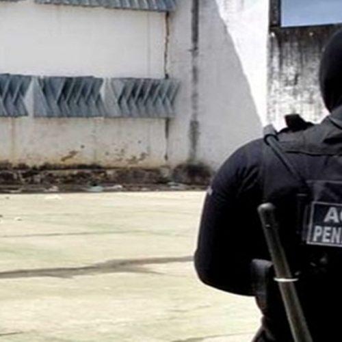 Agentes penitenciários denunciam falta de pagamento dos adicionais há meses