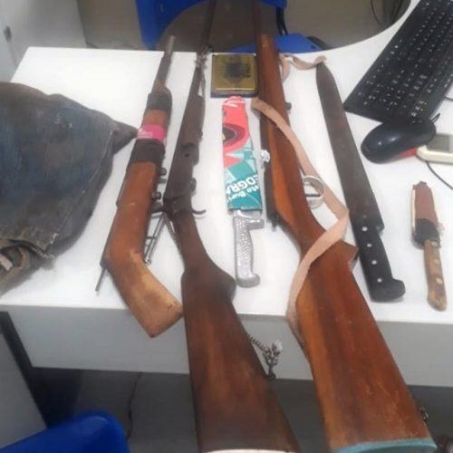 Homem é baleado pelo próprio sobrinho no município de Itainópolis