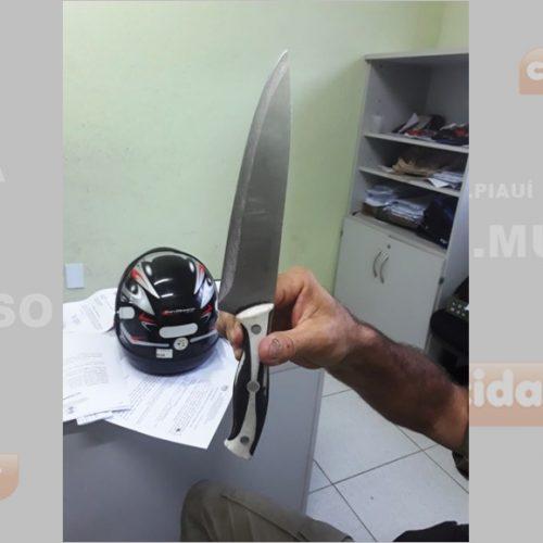 Jovem é assaltada dentro da Universidade Federal do Piauí