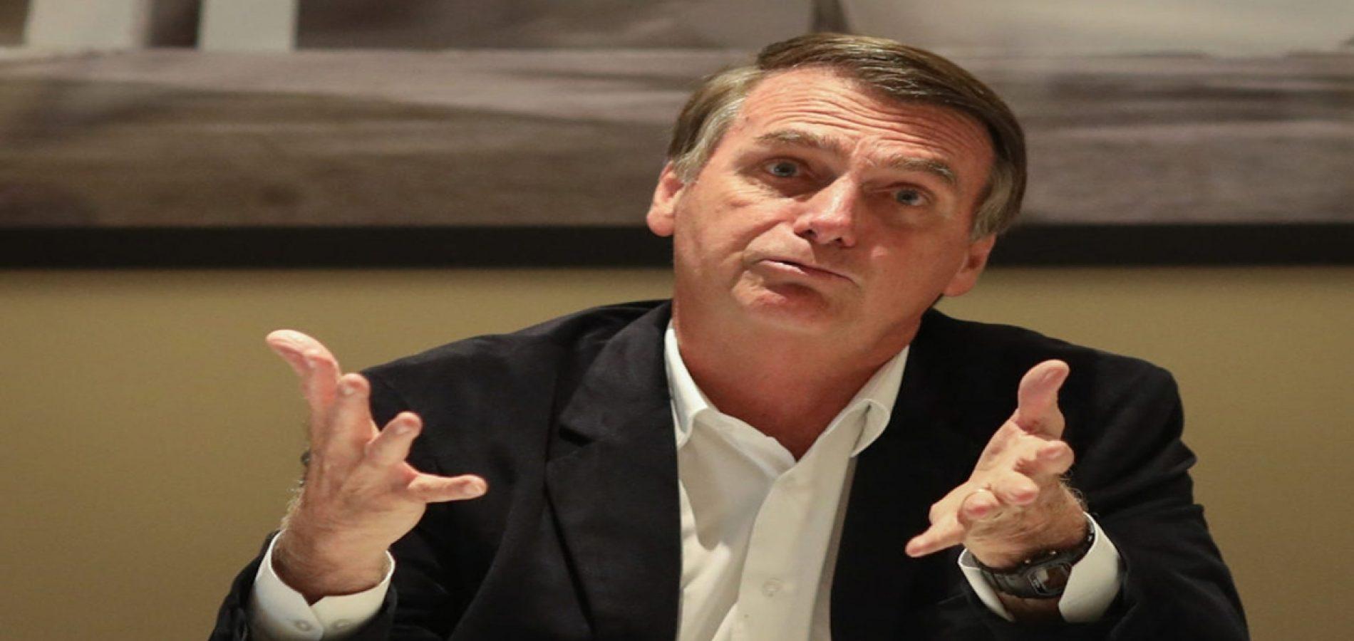 Ação popular pede suspensão do decreto das armas de Bolsonaro