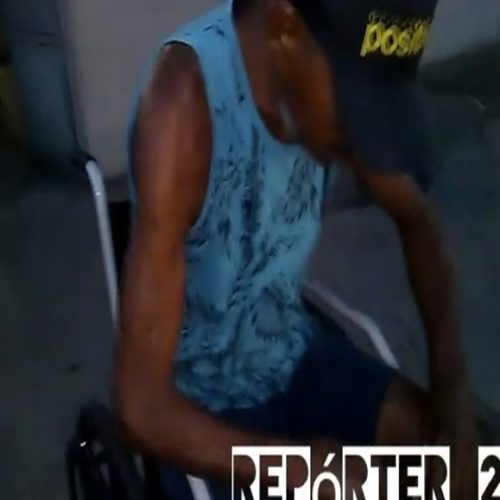 Cadeirante é preso mais uma vez por envolvimento com tráfico de drogas no Piauí