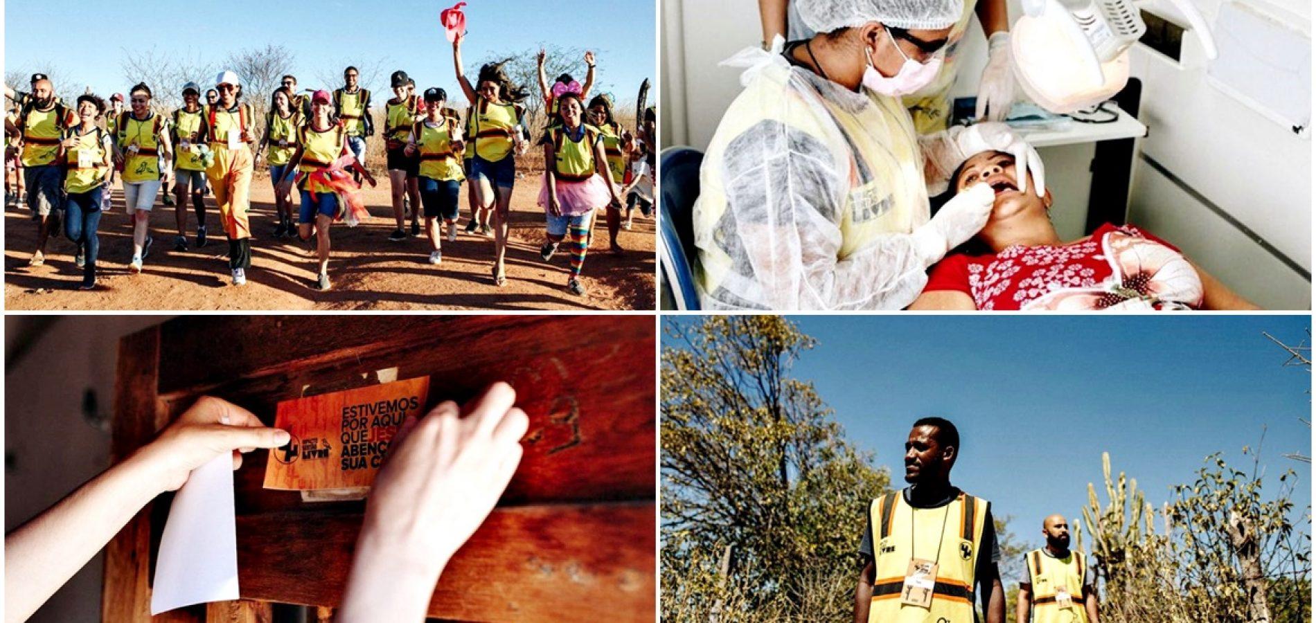 PICOS│Projeto Impacto Sertão Livre tem início nesta sexta-feira (11); veja programação
